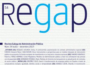Publicado o número 54 da Regap